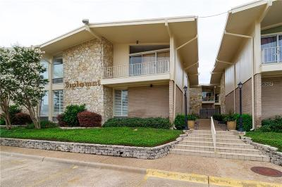 Dallas Condo For Sale: 6307 Diamond Head Circle #204