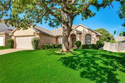 Keller Single Family Home For Sale: 1463 Lockwood Drive