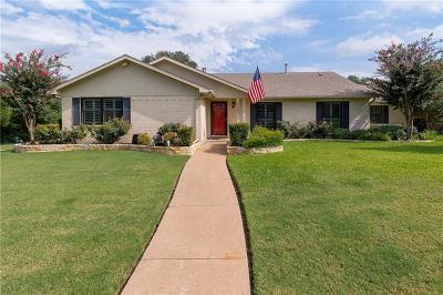 Dallas Single Family Home For Sale: 6603 Hunters Ridge Drive