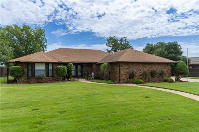 Cleburne Single Family Home Active Option Contract: 106 Westmeadow Drive