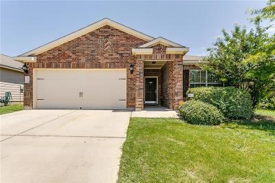 Fort Worth Single Family Home For Sale: 10017 Silent Hollow Drive