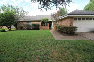 Cleburne Single Family Home For Sale: 1004 Hyde Park Boulevard