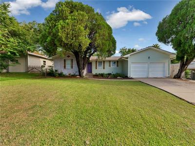 Fort Worth Single Family Home For Sale: 3529 W Fuller Avenue