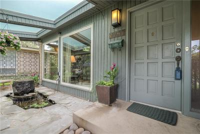 Dallas Single Family Home For Sale: 9741 Bellewood Drive