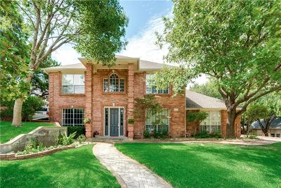 Cedar Hill Single Family Home For Sale: 2120 Valley View Drive