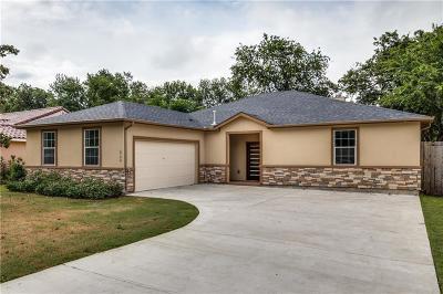 Dallas Single Family Home For Sale: 3744 Highgrove Drive