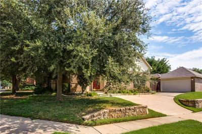 Euless Single Family Home Active Option Contract: 213 Patriot Lane