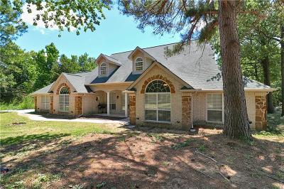 Springtown Single Family Home For Sale: 1291 Jay Bird Road
