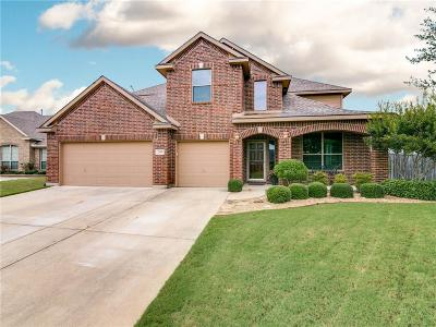 Mesquite Single Family Home Active Option Contract: 2809 Nighthawk Drive
