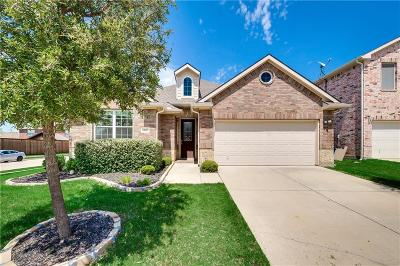 Little Elm Single Family Home For Sale: 14632 Crystal Lake Drive