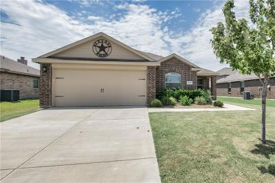 Seagoville Single Family Home For Sale: 3023 Glenrose Drive