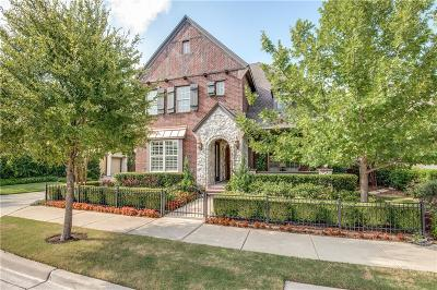 Mckinney Single Family Home For Sale: 7204 Cheltenham Avenue