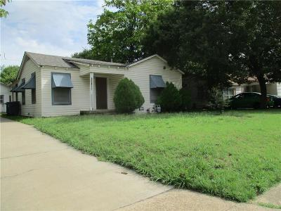 Dallas Single Family Home For Sale: 8331 Jennie Lee Lane