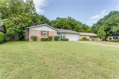 Burleson Single Family Home For Sale: 316 Gardenia Court