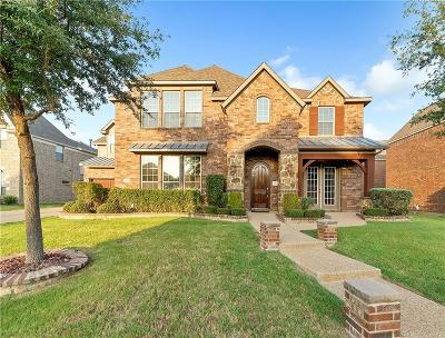 Grand Prairie Single Family Home Active Option Contract: 6835 Foghorn Lane