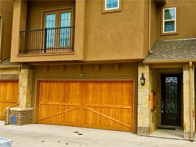 Grand Prairie Townhouse For Sale: 2660 Venice Drive #4