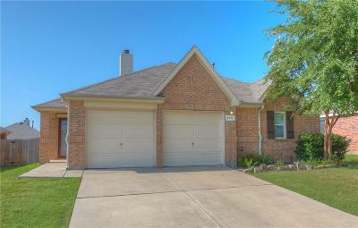Fort Worth TX Single Family Home For Sale: $209,500