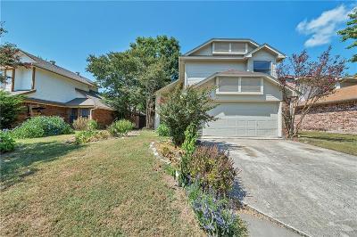 Mesquite Single Family Home For Sale: 1017 Garden Trail
