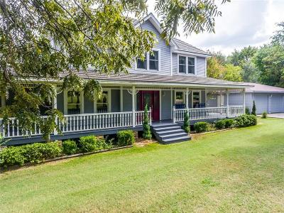 Weatherford Single Family Home For Sale: 212 Rambling Loop