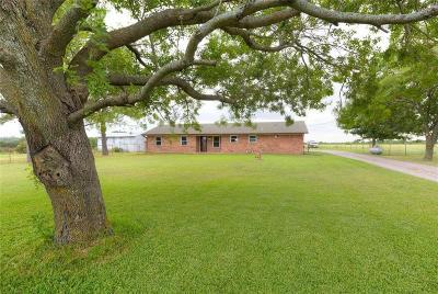 Whitesboro Single Family Home For Sale: 1558 Johnny Watson Road