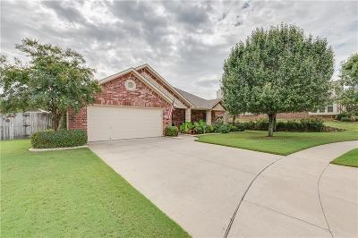 Burleson Single Family Home For Sale: 709 Stribling Drive