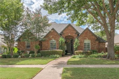 Allen Single Family Home For Sale: 605 Glen Rose Drive