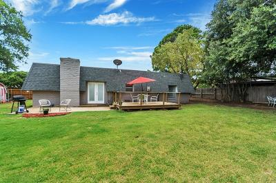Corinth Single Family Home For Sale: 2809 Wildwood Street