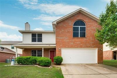 Crowley Single Family Home For Sale: 516 Freedom Way