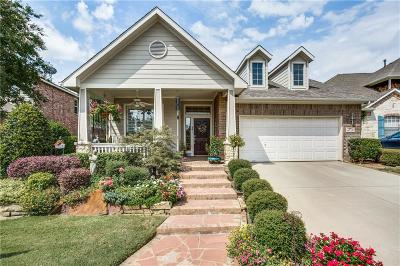 Denton Single Family Home For Sale: 4712 Indian Paint Way