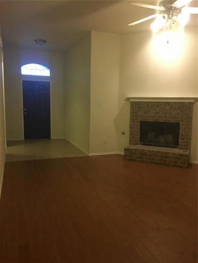Denton Single Family Home For Sale: 2955 Stockton Street
