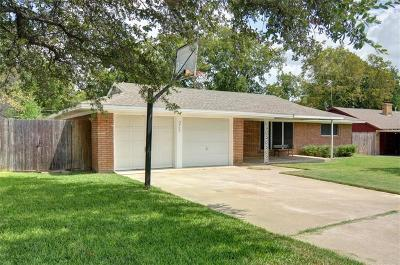 Benbrook Single Family Home For Sale: 3909 Willow Bend Road