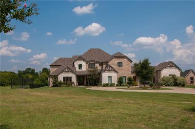 Waxahachie Single Family Home For Sale: 194 Brookstone Court