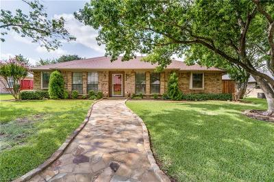 Carrollton Single Family Home For Sale: 2604 Ramblewood Drive