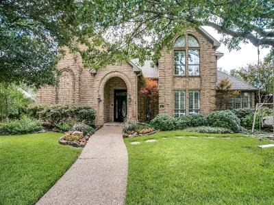 Plano Single Family Home Active Option Contract: 6705 Leslie Court