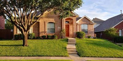 Allen Single Family Home For Sale: 1118 Shady Oaks Court