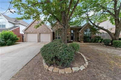 Grapevine Single Family Home For Sale: 1925 Fair Field Drive
