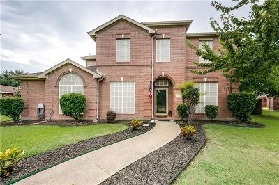 Mesquite Single Family Home For Sale: 1119 Hidden Ridge Drive