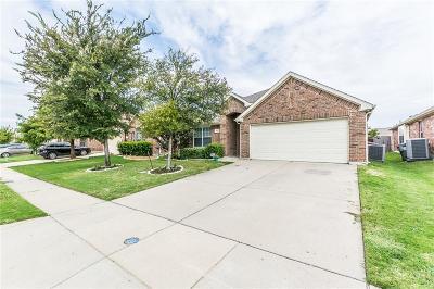 Lavon Single Family Home Active Option Contract: 903 Austin Lane