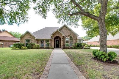 Denton Single Family Home For Sale: 3208 Broken Bow Street