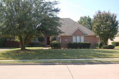 Colleyville Single Family Home For Sale: 2213 Danielle Drive