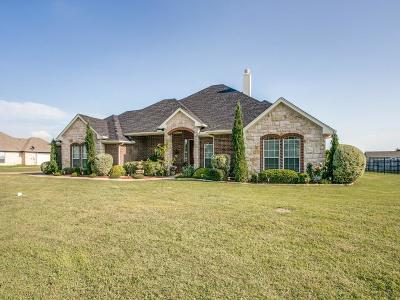 Willow Park Single Family Home Active Option Contract: 1154 Fox Hunt Trail