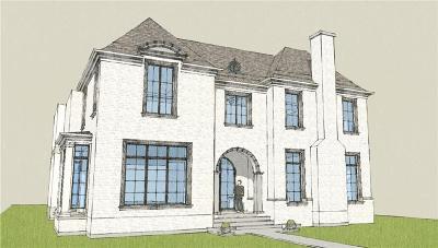 University Park Single Family Home For Sale: 2805 Hanover Street