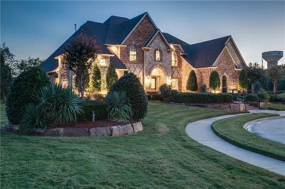 Southlake Single Family Home For Sale: 401 Canyon Park Court