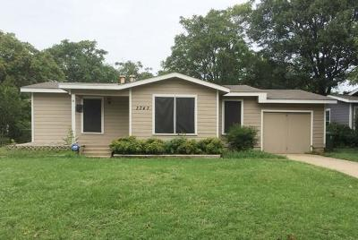 Residential Lease For Lease: 3747 Kris Street