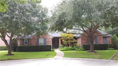 Fort Worth Single Family Home For Sale: 2658 Riverwood Trail