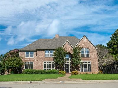 Southlake Single Family Home For Sale: 580 Briarridge Road