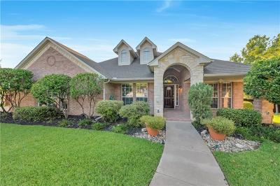Burleson Single Family Home For Sale: 800 Ridge Crest Drive