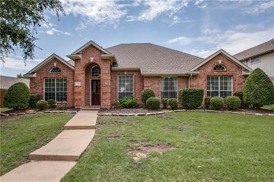 Plano Single Family Home For Sale: 2504 Horseman Drive
