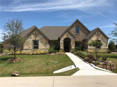 Wylie Single Family Home For Sale: 411 Snead Drive
