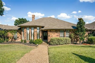 Carrollton Single Family Home For Sale: 3802 Cromwell Drive